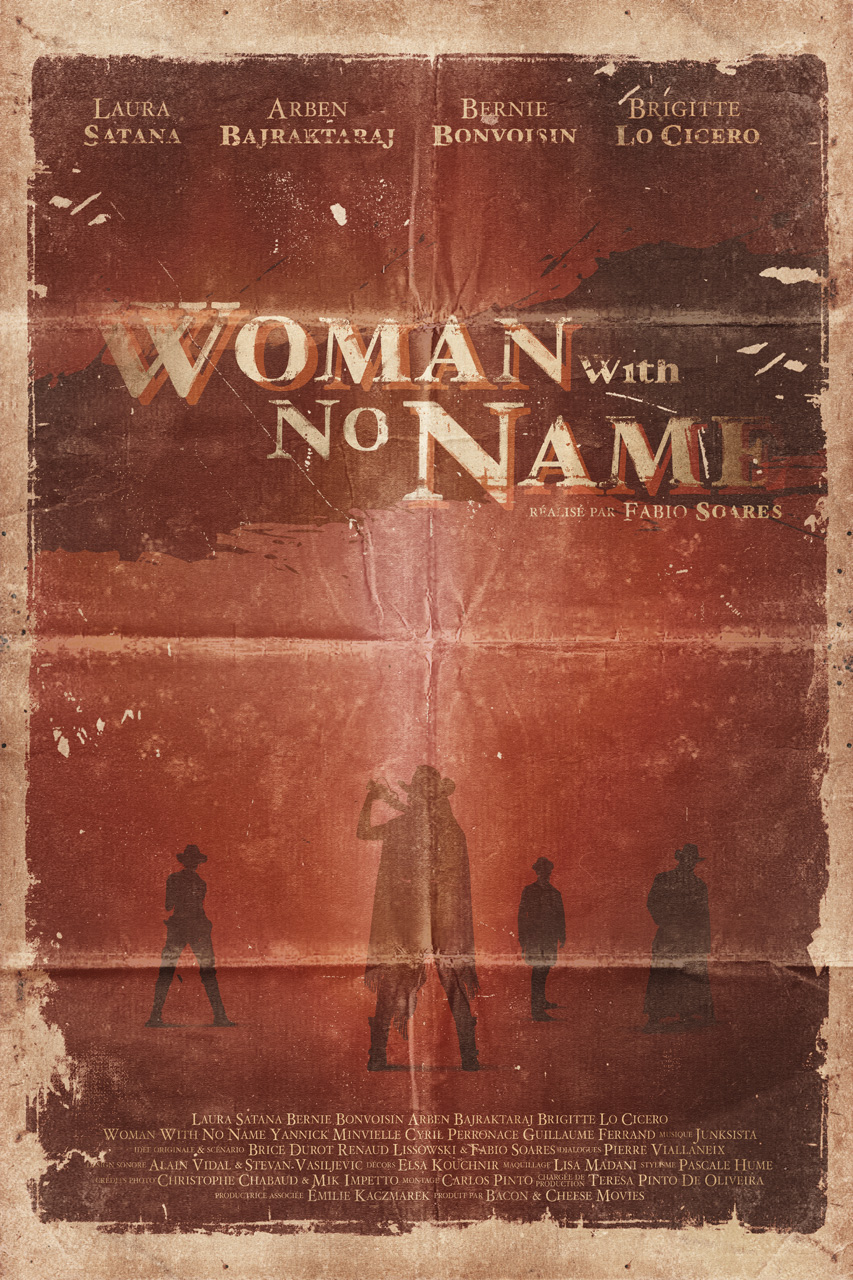 Woman With No Name. Directed by Fabio Soares
